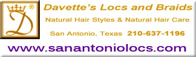 Professional Locs Weaves & Braids from Davette